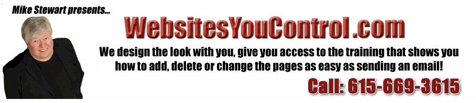 Websites You Control Yourself.com