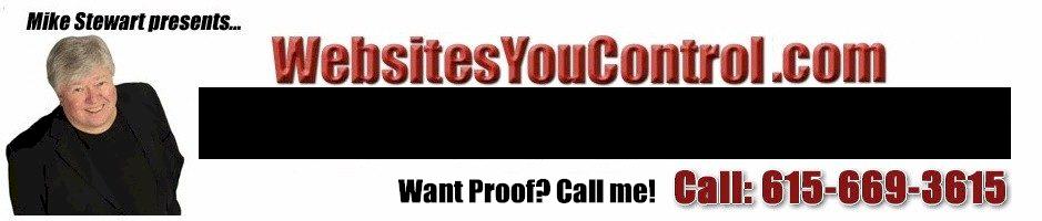 Websites You Control Yourself.com